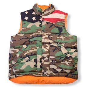Denim & Supply by Ralph Lauren Feather Vest